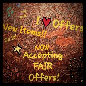 NOW ACCEPTING FAIR OFFERS!!